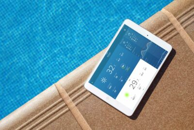 Wlan Poolthermometer