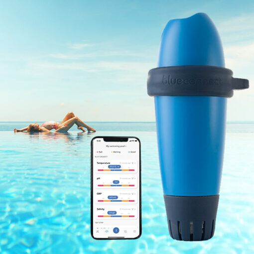 Blue Connect Plus Salt - Smart Pool Analyse Wi-Fi
