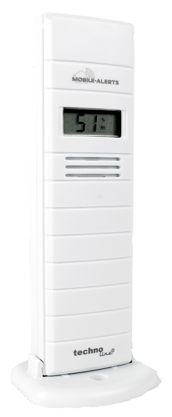 Smartes Aussenthermometer