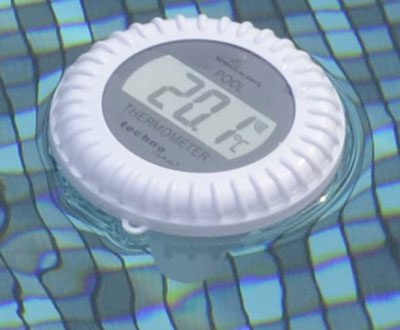 Smart Pool Thermometer