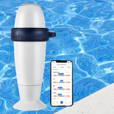 Blue Connect Go - WLan Pool Thermometer Pool Analysis