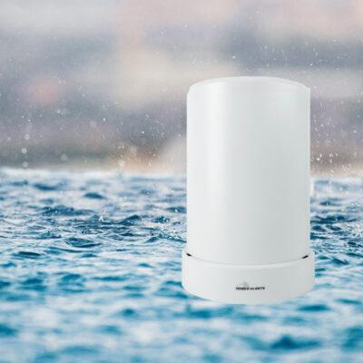 Alertas móviles del sensor de lluvia inteligente