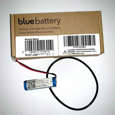 WLAN pool thermometer and pool tester Blue Connect - spare battery (spare part)
