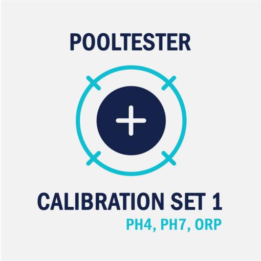 Kalibrierungsset für Pooltester - geeignet für Ondilo ICO und BLue Connect